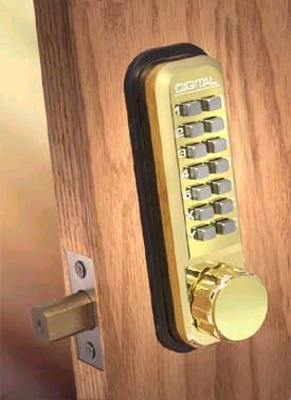 Access Control - DIGITAL DEADBOLT
